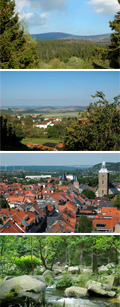 Harz Wanderurlaub, Pauschalangebot 5 Tage Wandern,