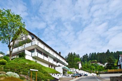 Pensionshaus Jägerstieg in Bad Grund