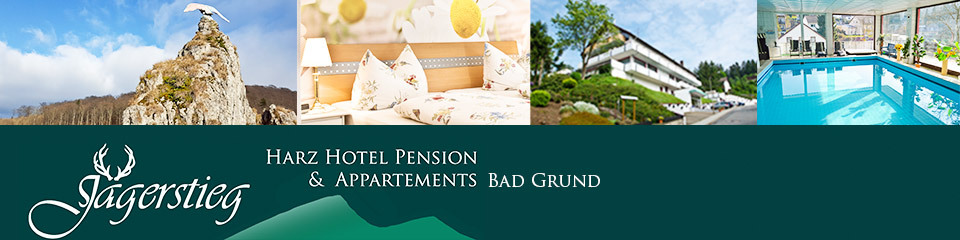 Harz Hotel Pension Jägerstieg Bad Grund